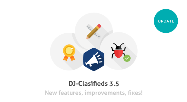 DJ Classifieds 3.5 version