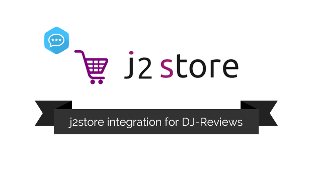 J2Store Integration for DJ Reviews