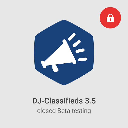 dj classifieds closed beta testing