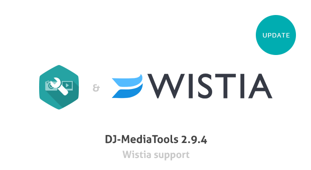 dj mediatools with vistia support